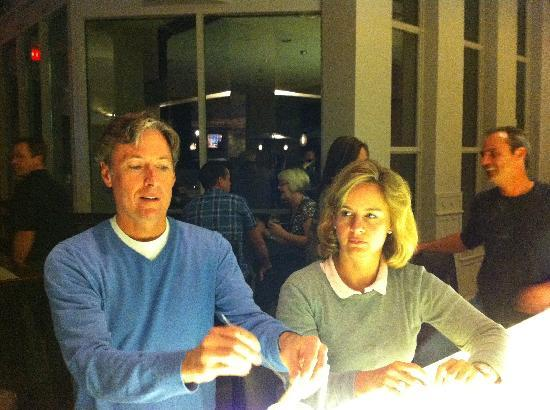 Hockley Valley Resort: More Baboo Bar
