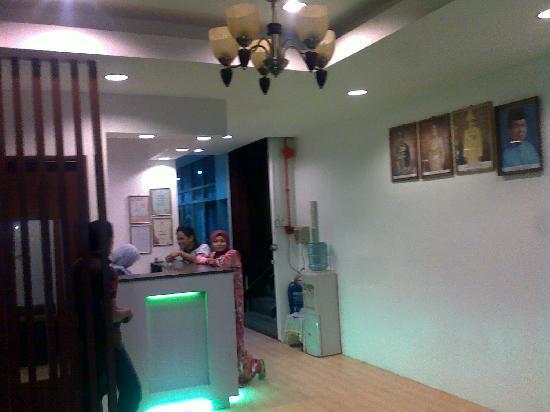 Kenangan Hotel: Lobby2