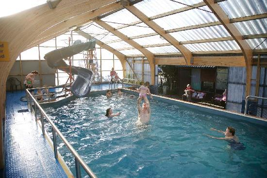 indoor heated swimming pool picture of christchurch top 10 holiday park christchurch