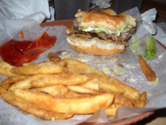 Mugshots: my burger
