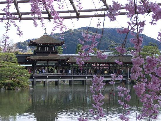 Heian Shrine: 泰平閣