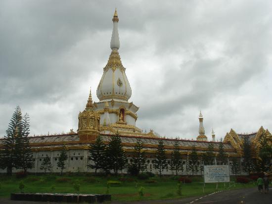 Roi Et, Thailand: Phra Maha Chedi Chai Mongkol