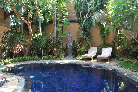 Parigata Villas Resort: The swinmmingpool