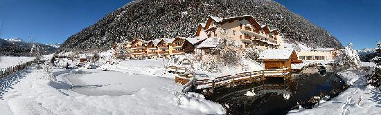 Racines (Ratschings), Italien: Winter im Alphotel