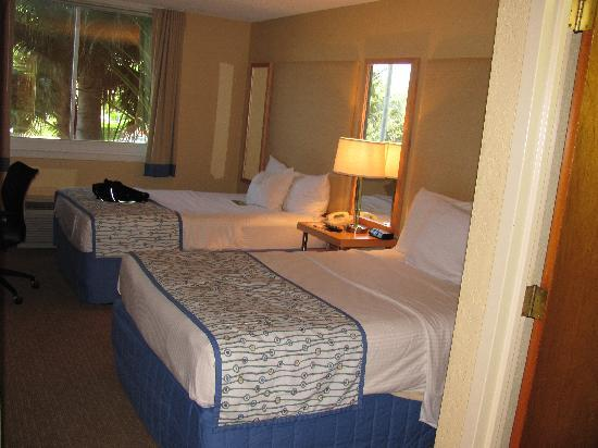 La Quinta Inn & Suites University Drive South: photo de la chambre