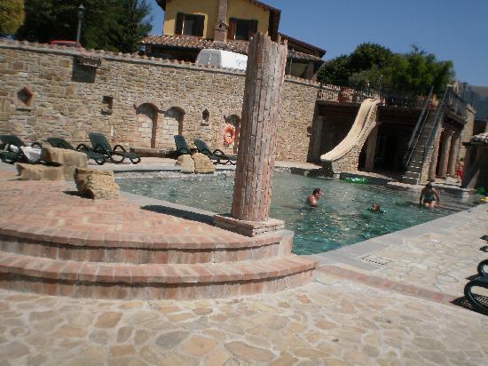 Villa Dama: piscina