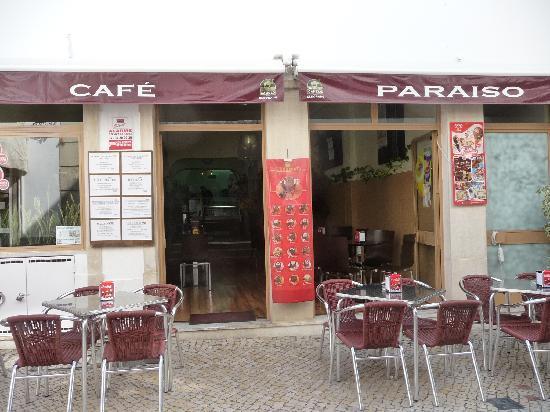 Cafe Paraiso: Cafe de Praiso