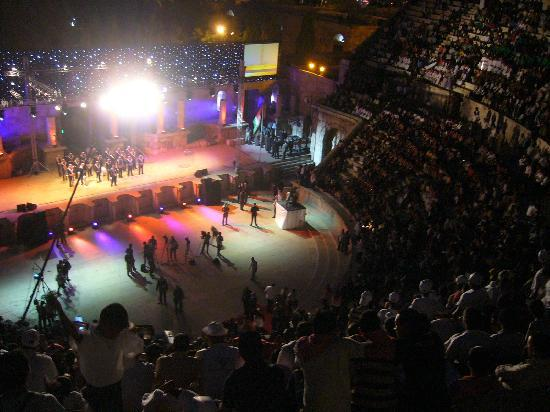 Amman, Jordanien: Festival of Jordan