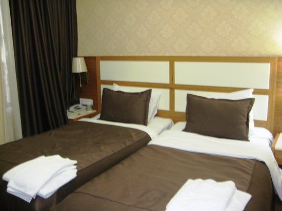 room in hotel gozde (small and clean )