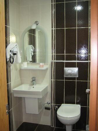 Aksaray, Turquia: clean bathroom