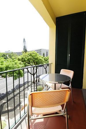 Apartamentos Turisticos Avenue Park: Vista do balcão