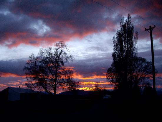 Twizel, Nova Zelândia: Sunrise