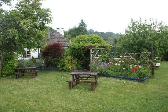 The Radnor Arms: The Garden