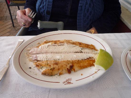 Portofino : Sole off the bone