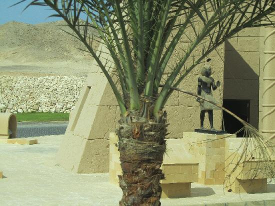 Premier Le Reve Hotel & Spa (Adults Only): Entrance Salh hasheesh