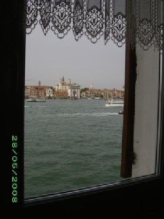Ca Isabella : Dining overlooking St Marks