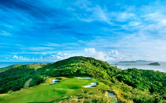 Canouan Resort at Carenage Bay - The Grenadines: Canouan Resort Golf Club
