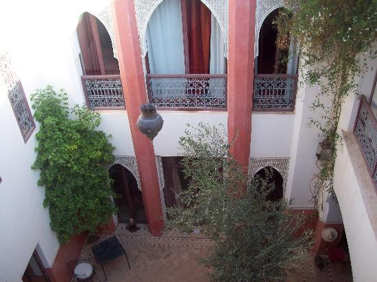 Riad Soumia: Patio