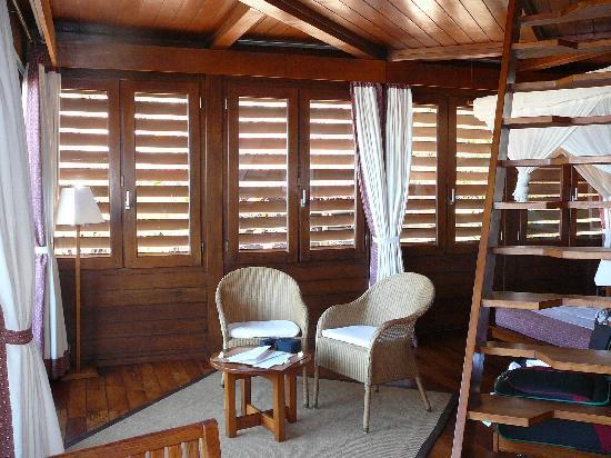 Anjajavy L'Hotel : Bedroom