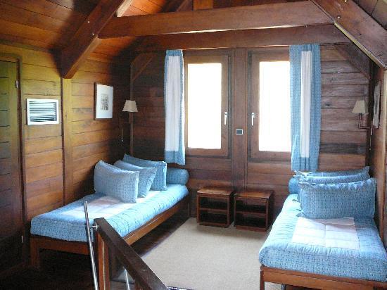 Anjajavy L'Hotel : Upstairs bedroom