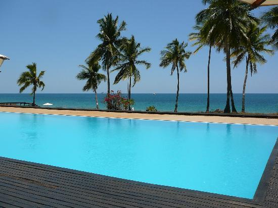Anjajavy L'Hotel: Infinity pool