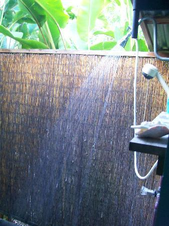 Kalalau B & B: Your shower and stall