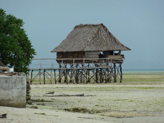 Tabon te Keekee: Overwaterbwia