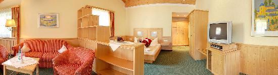 Hotel Gasthof Keindl: 4* Eckzimmer