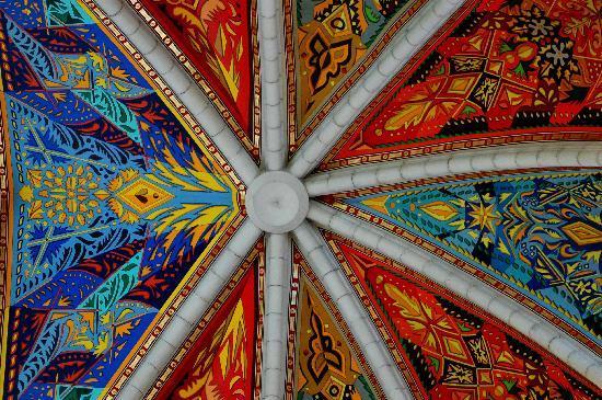 Catedral de Sta Maria la Real de la Almudena: decorazioni