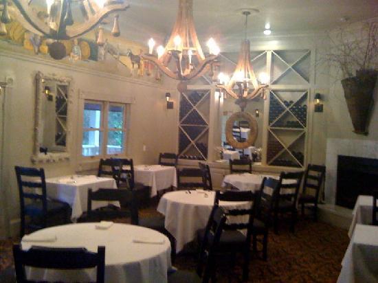 Farmhouse Inn: Dining Room