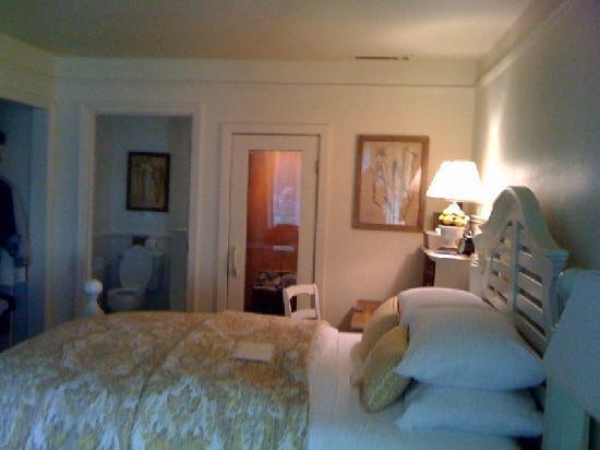 Farmhouse Inn: Room 1