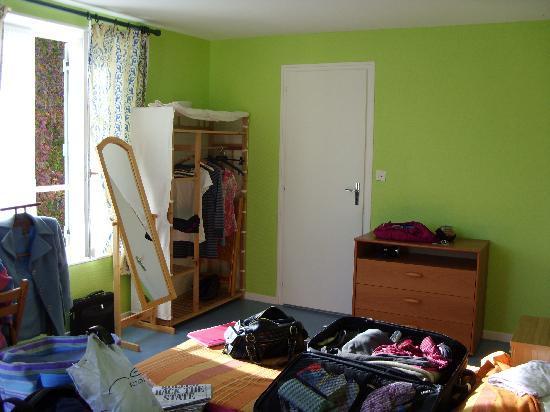 Logis Auberge de l'Omois : room 3