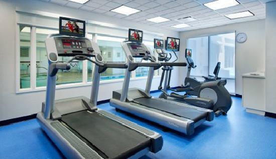 SpringHill Suites Asheville : Fitness Center