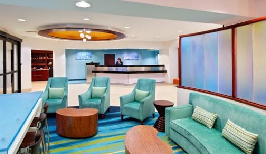SpringHill Suites Asheville : Lobby