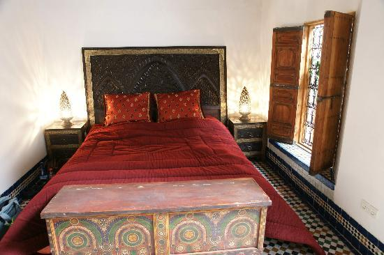 Dar Mia: Mia bedroom