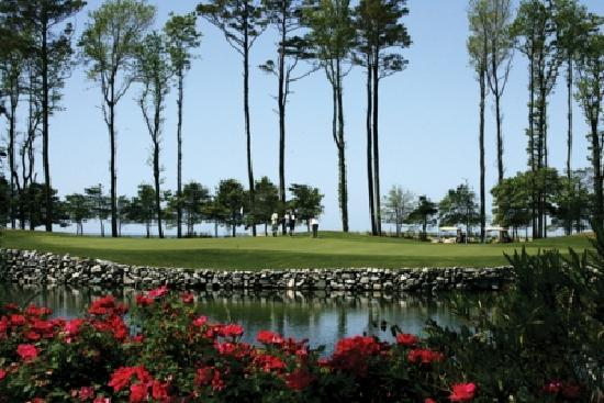 Bay Creek Vacation Rentals : Palmer Course, Hole #3