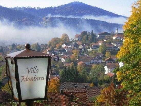 Villa Montara Bed & Breakfast: Traum-Panoramablick