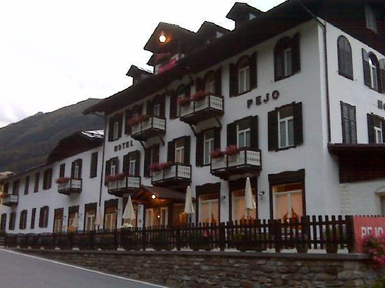 Peio Fonti, Italien: L'Hotel Pejo