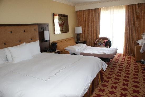 Terrific King Room With Sofa Bed Made Picture Of Jw Marriott San Ibusinesslaw Wood Chair Design Ideas Ibusinesslaworg