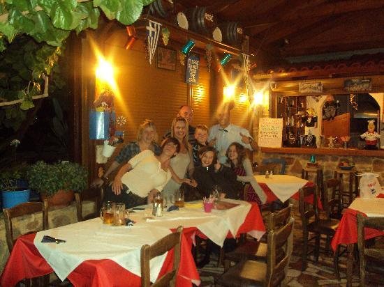 Eva Taverna: what a great night