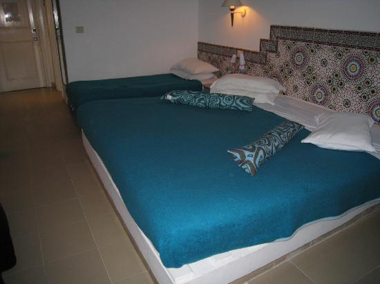 Dreams Beach Hotel: Our 3 Bed Room...