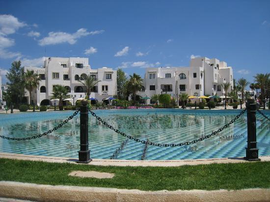 Dreams Beach Hotel: Port-El-Kantaoui....