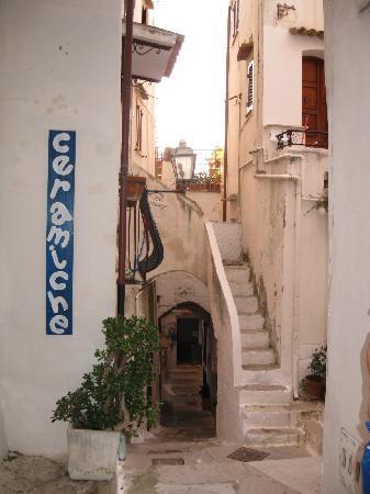 Agriturismo Villa Prato: Sperlonga