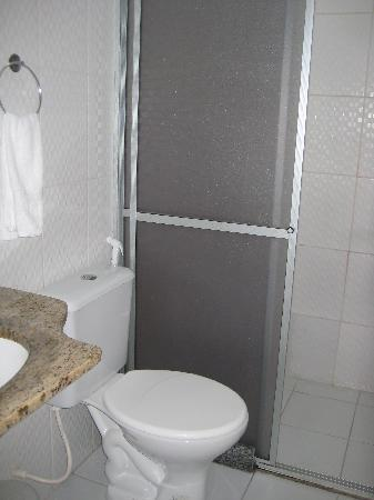 Hotel do Largo bathroom