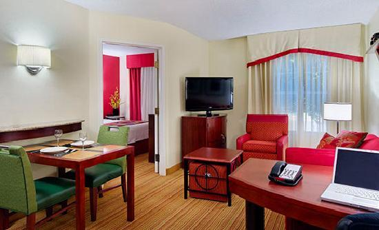 Residence Inn Knoxville Cedar Bluff: One-Bedroom Suite