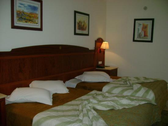 Ryad Mogador Agdal: chambre spacieuse