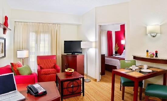 Residence Inn Chattanooga Downtown: One-Bedroom Suite