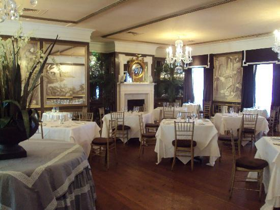 Dining Room Picture Of The Olde Pink House Savannah