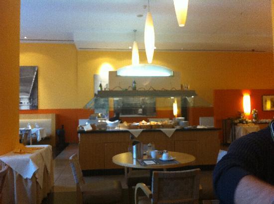 ACHAT Plaza Frankfurt/Offenbach: area colazione