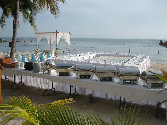 Alegre Beach Resort Wedding Package